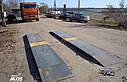 Весы автомобильные подкладные для еврофур Axis 15-П Д, фото 2