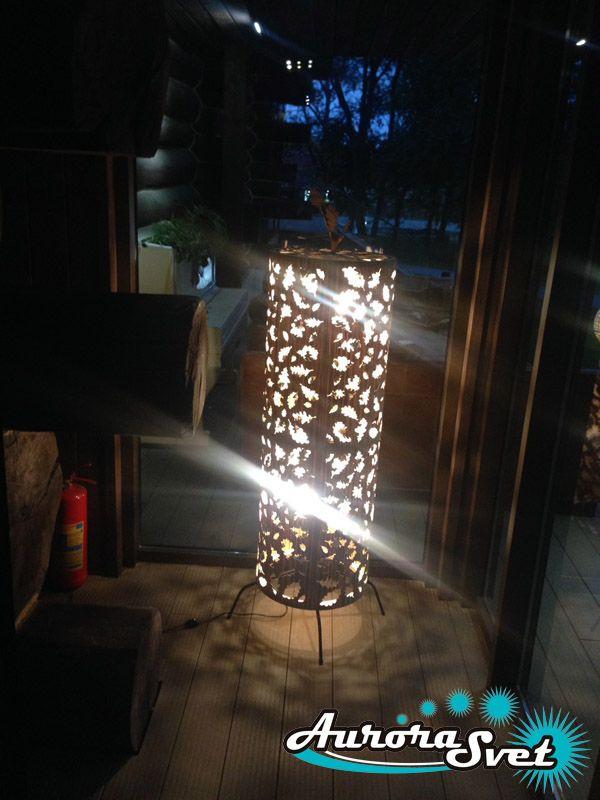 светильники торшеры