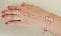 Слейв браслет Цветочек, фото 1