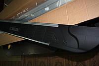 Mercedes Vito W639 2004-2015 гг. Боковые площадки RedLine V2 (2 шт., алюминий) Длинная (ExtraLong)