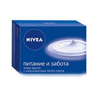 Крем-мыло Nivea Питание и забота 100 г