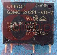 Реле OMRON G3MC-202PL-VD-2-12VDC