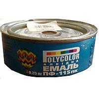 Емаль ПФ-115 Polycolor 0.2 кг