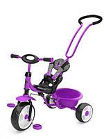 Велосипед трехколесный Boby New Milly Mally 3 цвета
