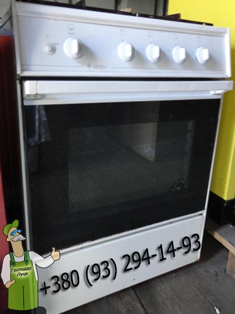 Газовая брест духовка плита инструкция 1457