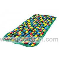 Коврик-дорожка массажный Ортопед с цветными камнями (100*40 см)