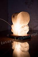 Соляной светильник - Сердце (5-6 кг)