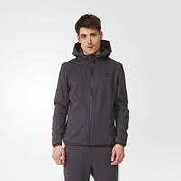 Олимпийка мужская Adidas Originals 911 ZIP HOODY AY6946