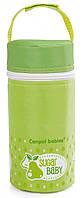 Термоупаковка мягкая Фрукты (салатовая), Canpol babies (69/008-3)