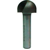 Фрезы для полукруглых пазов Sekira 08-008-180