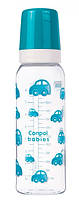 Тритановая бутылочка 250 мл, бирюзовая, Canpol babies (11/810-2)