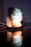 Соляная лампа Сова (5-6 кг)