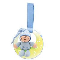 Игрушка музыкальная на кроватку Good night Moon Для мальчиков Chicco 02426.20 (02426.20)