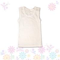 Майка для девочек ТМ Фламинго, ластик (артикул 211-1006)