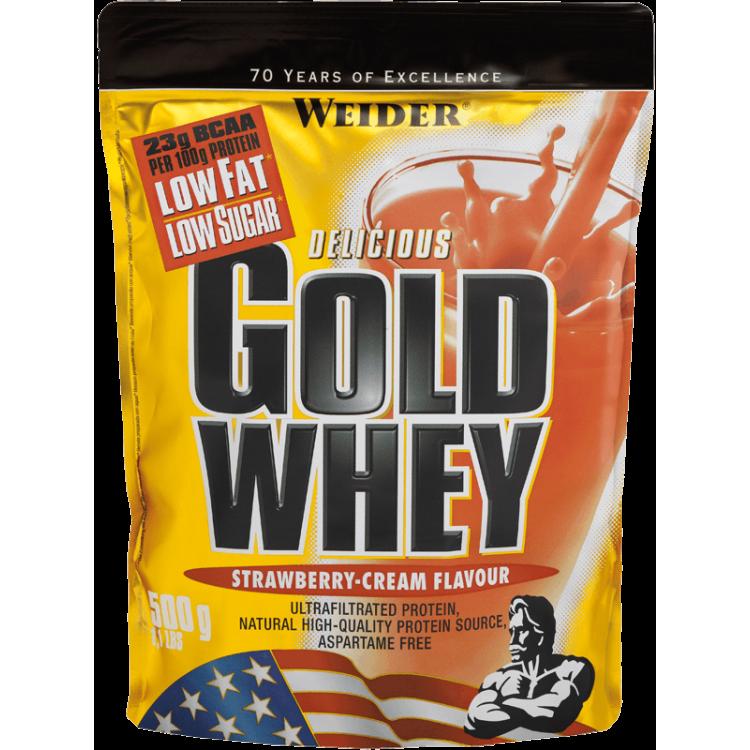 Протеїн Weider Gold Whey