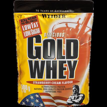 Протеїн Weider Gold Whey, фото 2