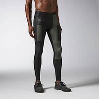 Компрессионные леггинсы Reebok CrossFit мужские AP8952