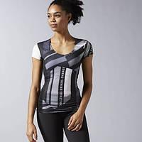 Компрессионная футболка женская Reebok ONE Series ACTIVChill B43497
