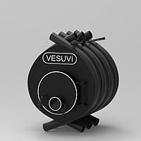 Печь калориферная на дровах«Vesuvi» classic «ОО»