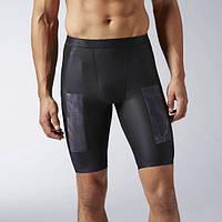 Компрессионные шорты Reebok CrossFit Black AX8881