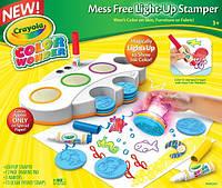 """Набор для творчества """"Весёлые штампы"""" Crayola Color Wonder Light Up Stamper"""