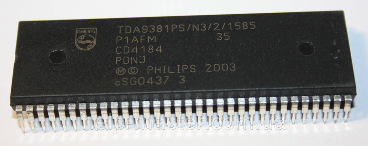 TDA9381PS/N3/2/1585