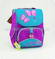 Рюкзак школьный каркасный  «Маленькая принцесса» H11