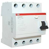 Диф.вимикач навантаження  F202AC-25/0.03 2P 25A 30mA