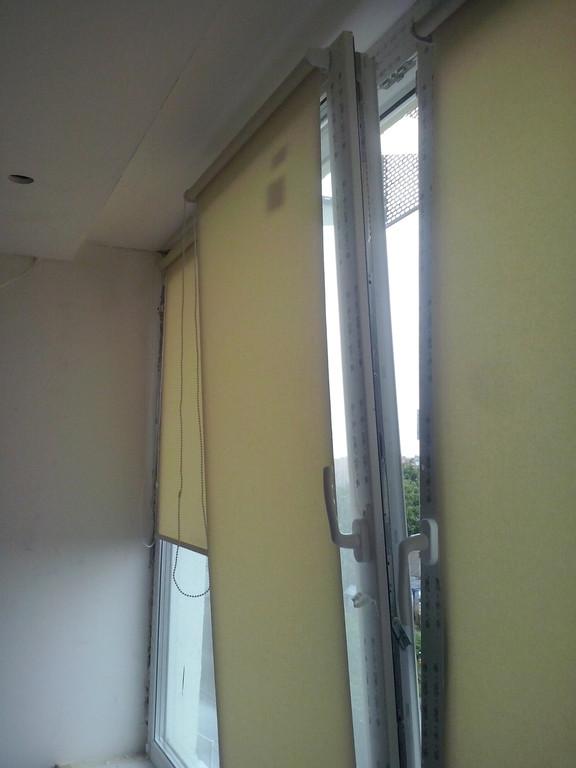 Рулонные шторы на окна Киев 6