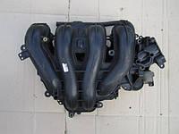 Коллектор впускной 4M5G-9424-FP Ford C-Max S-Max Focus II Mondeo IV 1.8 бензин, фото 1