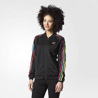 Женская олимпийка adidas Superstar Track Jacket AY9435