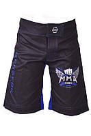 Шорты для MMA BERSERK  MMA KID blue