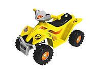 Детский электромобиль квадроцикл Орион 426 лимон