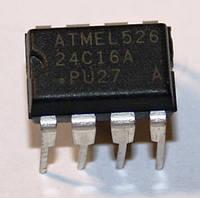 Микросхема 24C16A (DIP8)