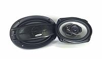Автоколонки TS-6974, автомобильные акустические динамики, 3 полосная коаксиальная акустическая система