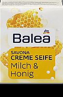 Balea Крем-мыло Молоко и мед  Savona Creme Seife Milch & Honiq 150 g