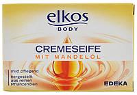 Elkos Мыло туалетное body Creme Seife Mandelöl с миндальным маслом 150 г