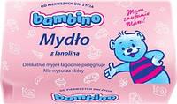 Bambino - мыло кусковое детское 90 г