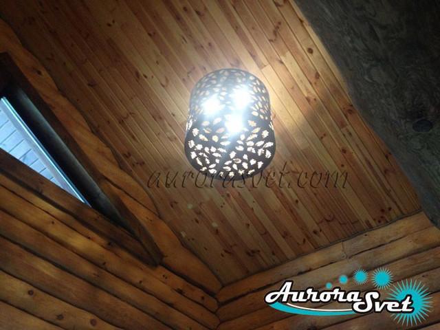 светильники потолочные светодиодные