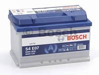 Аккумулятор Bosch S4 65AH/650A (S4E07) EFB