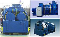 Пресс валковый ПБВ-22М для производства металлургических брикетов