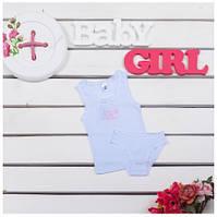 Комплект детского белья для девочек ТМ Фламинго (майка+трусики) артикул 221-1001
