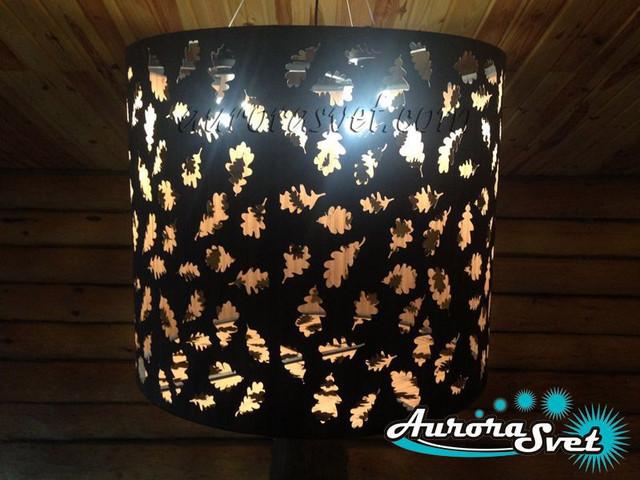 декоративный подвесной светильник