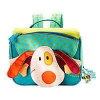 Lilliputiens - Школьный рюкзак собачка Джеф