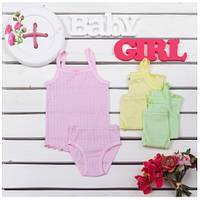 Комплект детского белья для девочек ТМ Фламинго (майка+трусики) артикул 231-1011