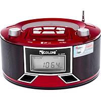 Всеволновой Радиоприёмник GOLON RX-663R с цифровым дисплеем Резервное питание USB/SD FM,TV,УКВ, AM,SW