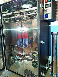 Коптильня холодного и горячего копчения с функцией сушки и вяления продуктов питания COSMOGEN CSHТ-750 INOX