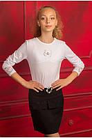 """Блуза """"Ангелина"""", длинный рукав"""