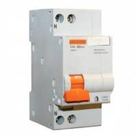 Schneider Electric Домовой Дифференциальный автоматический выключатель АД63 2П 40A 30MA