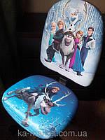 """Детское компьютерное кресло Поло """"Ледяное сердце 5"""""""